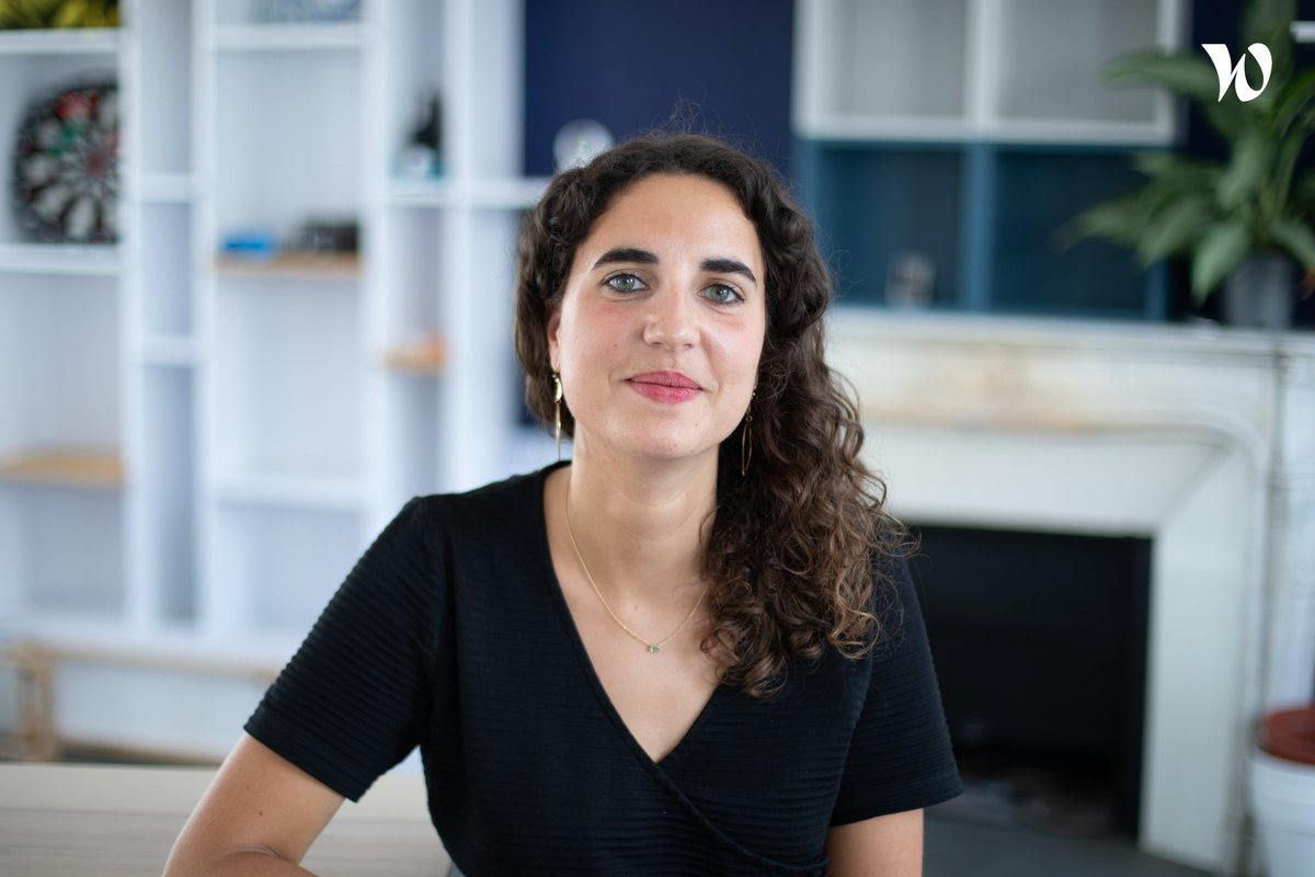Rencontrez Justine, Lead Customer Success - Hyperlex