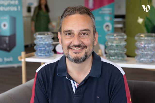 Rencontrez Fabien, Co fondateur - GreenBig