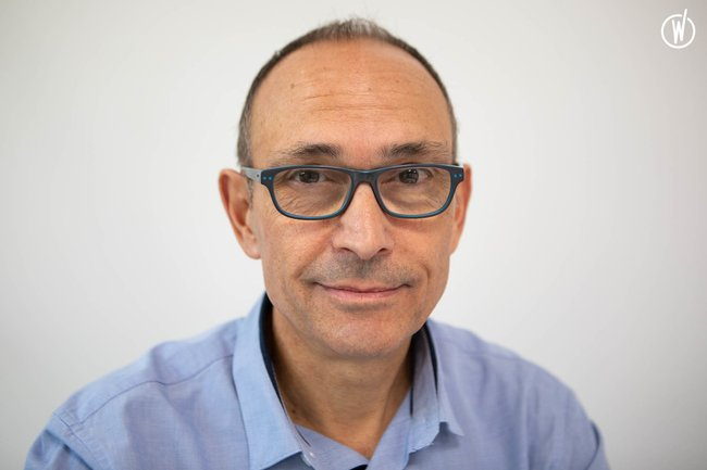 Rencontrez Alain, Responsable de l'offre performance applicative - Groupe Kalycia