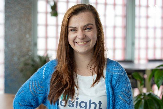 Rencontrez Chloé, Growth Marketing Manager - besight