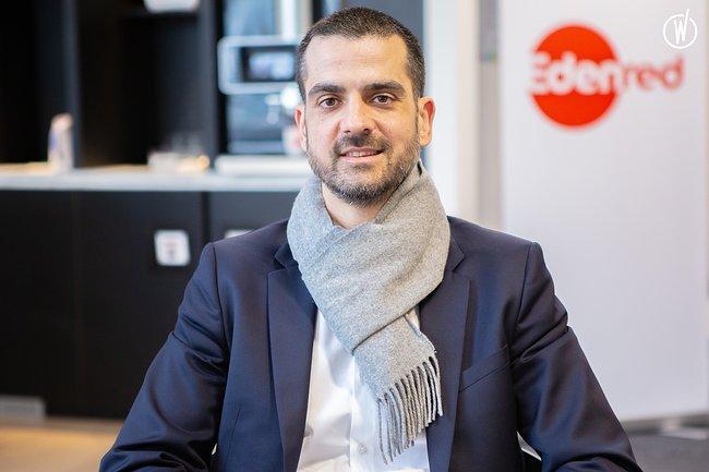 Rencontrez Alexandre, Directeur des Ventes France Cleanway - Edenred France