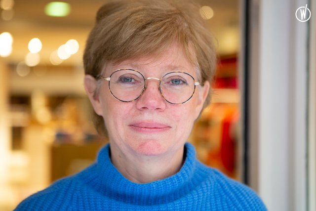 Rencontrez Sophie, Directrice des Ressources Humaines - ERIC BOMPARD