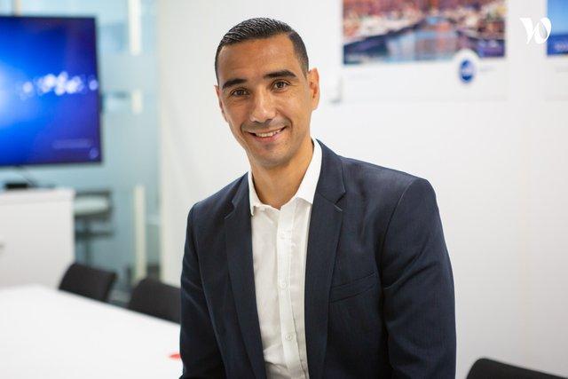 Rencontrez Mohamedi, VP Customer Success CLICKDOC - CompuGroup Medical France