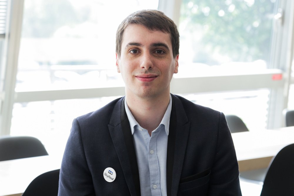 Rencontrez Benjamin, R&D Technical Lead - SkyReal