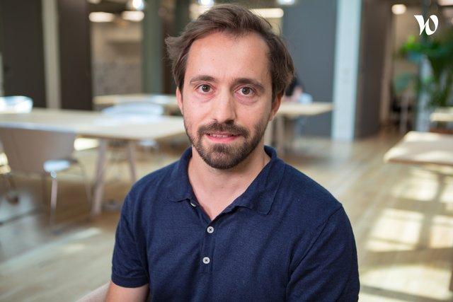 Rencontrez Vincent , General Manager, Paris - Nomad Homes