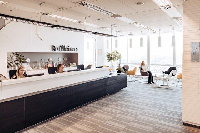 Raiffeisenbank - centrála