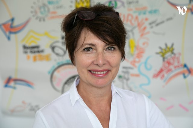Rencontrez Anne, Senior Executive Coach - Turningpoint