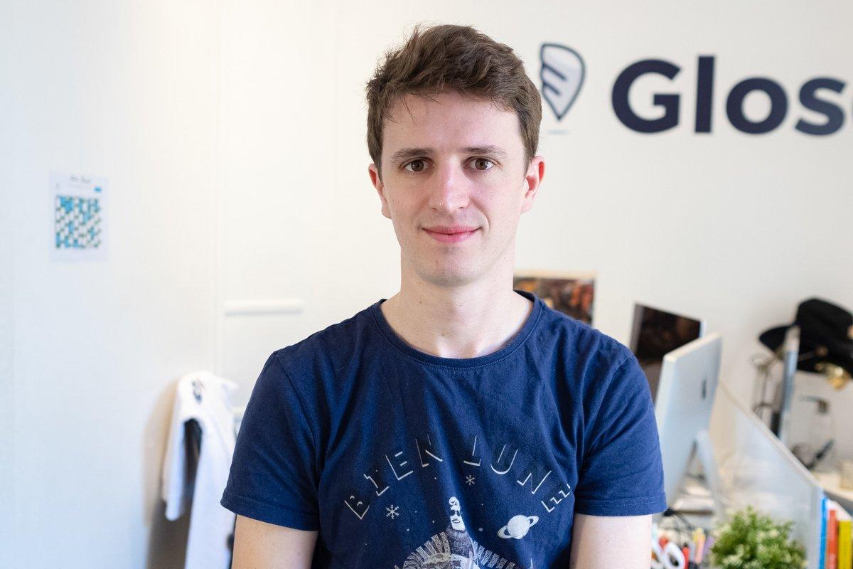 Rencontrez Arthur, CTO - Glose (a Medium company)