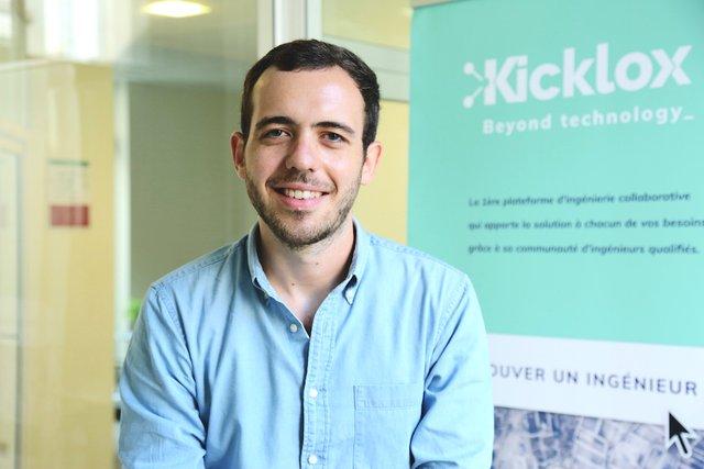 Rencontrez Romain, CTO - Kicklox