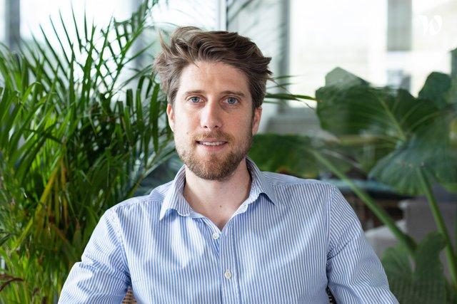 Rencontrez Clément, CEO & Co-fondateur - Auum