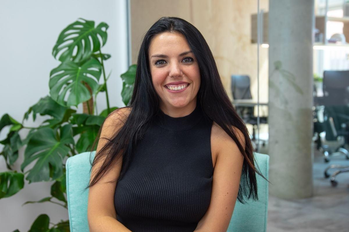 Conoce a Marina, Bulding Manager Aticco Med - Aticco