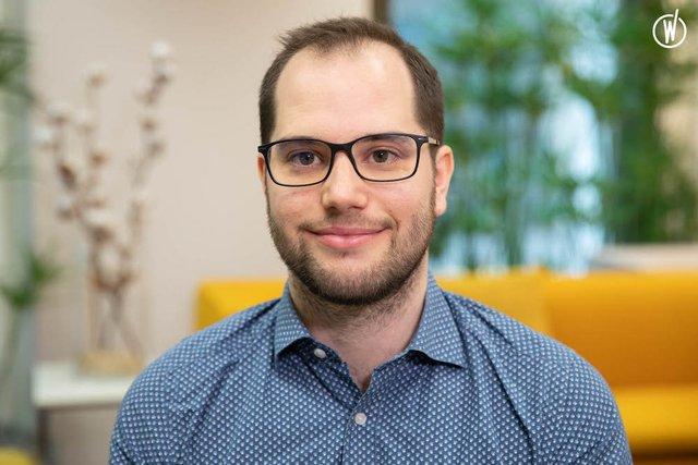 Rencontrez Arnaud, Chef de projet JEE : Agile - Sopra Steria