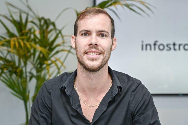 Rencontrez William, Chef de projet technique - Infostrates