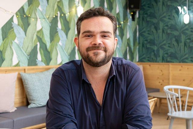Rencontrez Florian, Head of Customer Success France - PathMotion