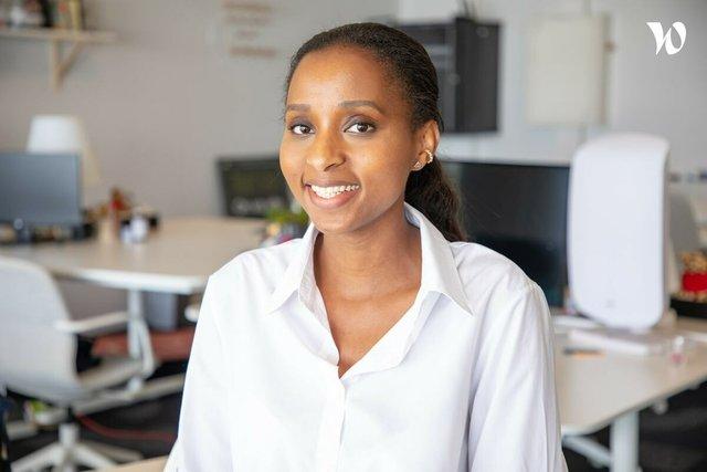 Rencontrez Akimana, Business Developper Junior - Bloomin