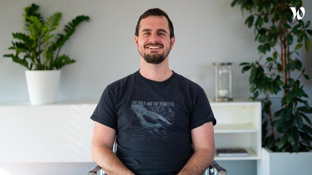 Jan Koukal, Backend Team Leader - Webnode