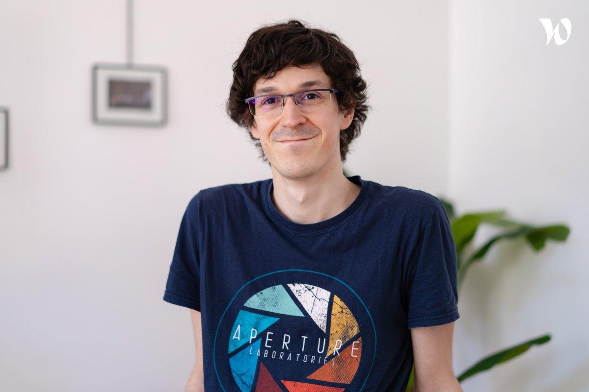 Rencontrez Thomas, R&D Director - Heuritech