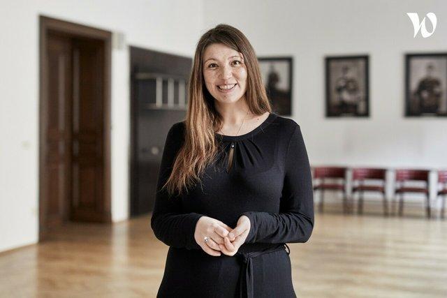 JUDr. Barbora Ludvíková, Podnikový právník senior - Česká pošta