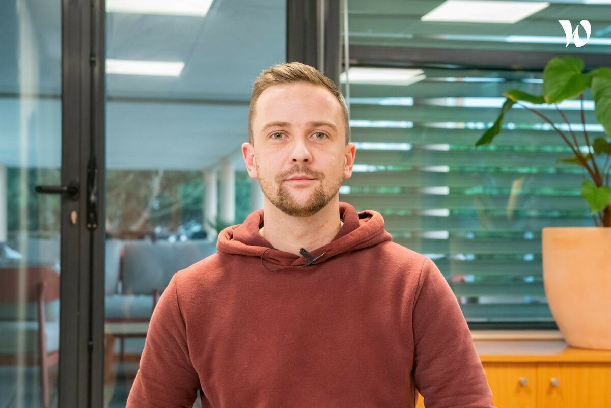 Rencontrez Thomas Salembier, Tech Lead - Luos