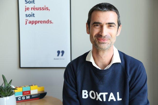 Rencontrez Samuel, VP Engineering : CTO - Boxtal