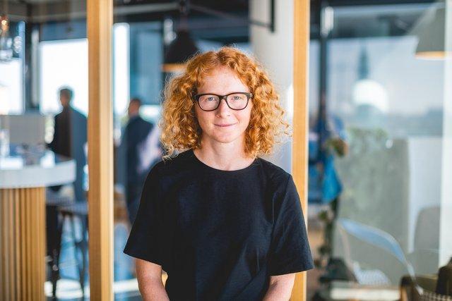 Zuzana Antolik, Workplace Consultant - CBRE