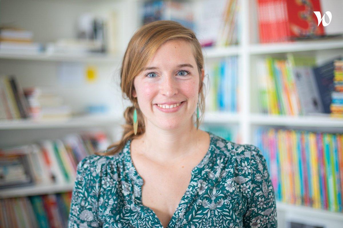 Rencontrez Aude, Responsable de la formation des enseignants - Le Choix de l'école