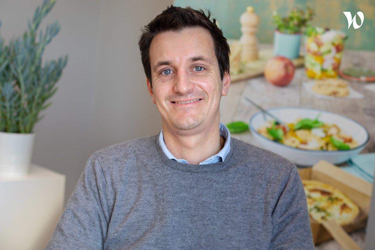 Rencontrez Raphaël, Co-fondateur - Melchior