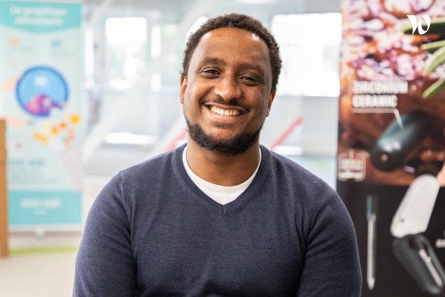 Rencontrez Luis, Dessinateur Projeteur - Mastrad