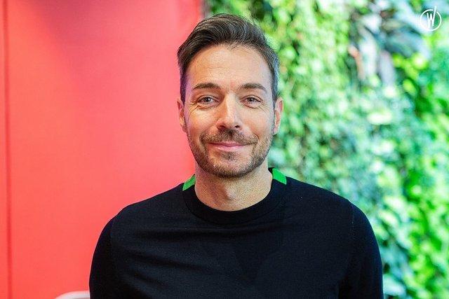 Rencontrez Renaud, Directeur - iGuzzini illuminazione France