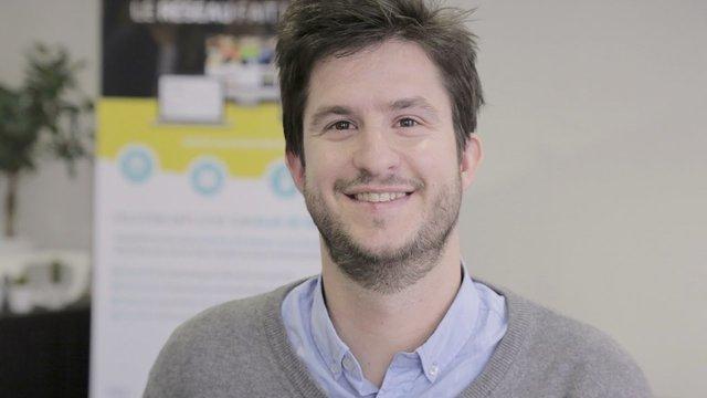 Rencontrez Erwan, Responsable Projets Clients - AlumnForce - Alumni Success Platform
