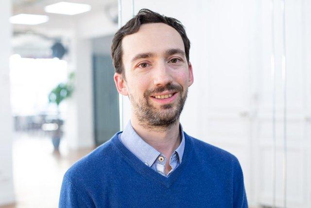 Rencontrez Guillaume, Lead Front - Clustree