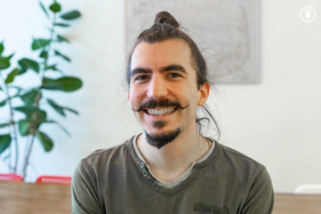 Rencontrez Benjamin, Développeur Front End - Sooyoos