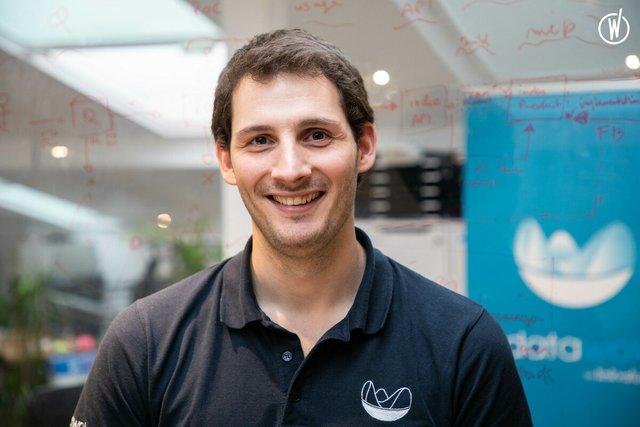 Rencontrez Bruno, Data Engineer  - Linkvalue