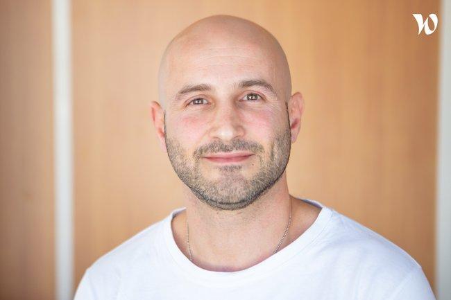 Rencontrez Salvatore, Growth Marketer - Certideal