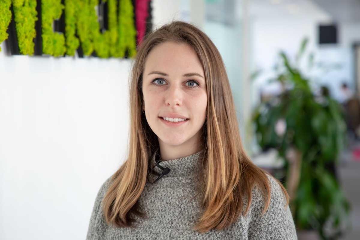 Rencontrez Caroline, Product Owner - NOVENCIA Group