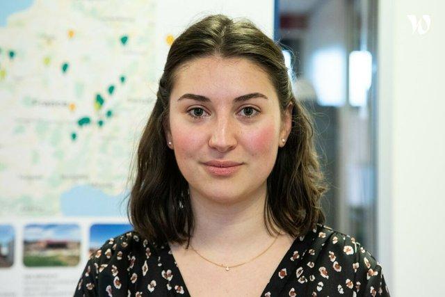 Rencontrez Marguerite, Chargée d'affaires administratives - Green2Gas