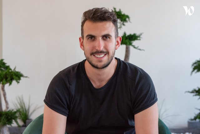 Rencontrez Romain, Chief Marketing Officer - LUNI