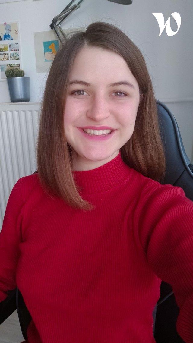 Rencontrez Ornella, Assistante DPO - WeProov