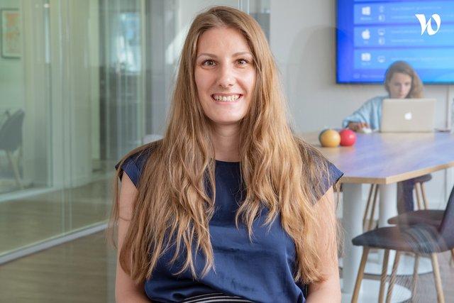 Rencontrez Chloé, Product Designer - Zento