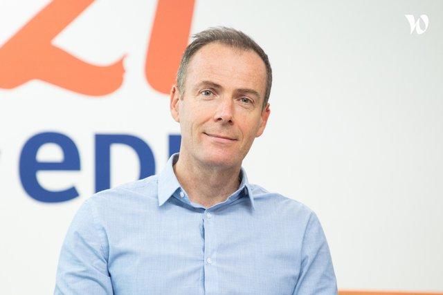 Rencontrez Eric Plantive, Directeur Général - IZI Solutions