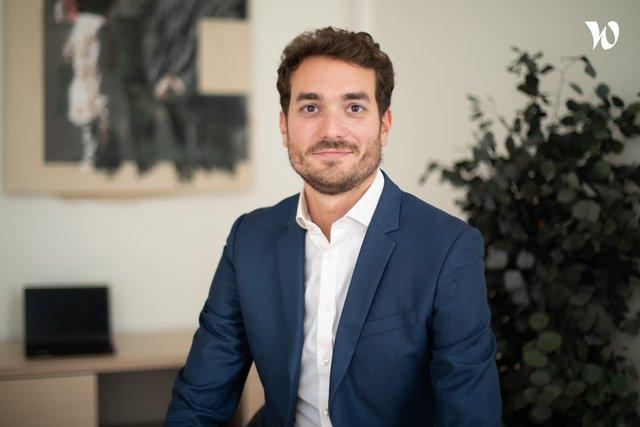 Rencontrez Valentin, M&A Senior Associate - Capitalmind