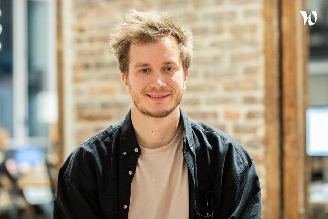 Meet Barthélémy, Co-founder, Chief Growth Officer - Powder