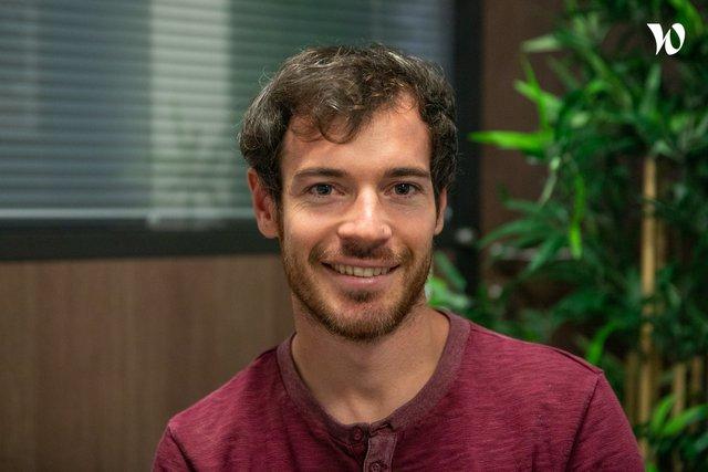 Rencontrez Paul Emmanuel, en charge du B2B - Funbooker