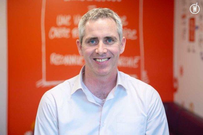 Rencontrez Christophe, Collaborative Success Manager - Bouygues Construction IT