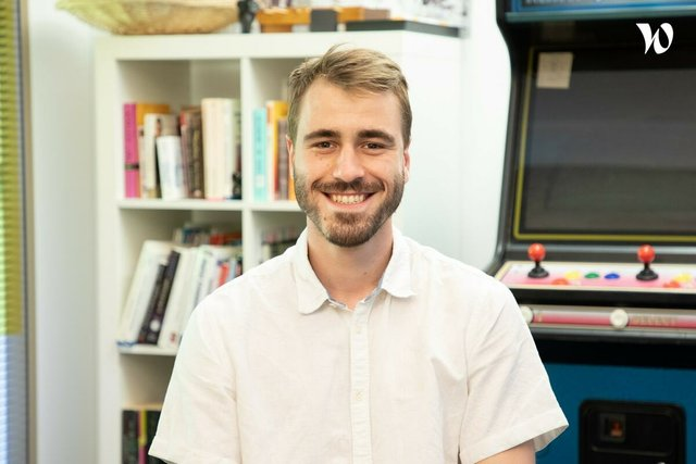 Rencontrez Axel , Data-scientist - Dessia Technologies