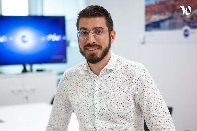 Rencontrez Anthony, Customer Success CLICKDOC - CompuGroup Medical France