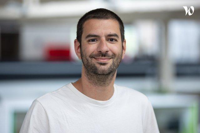 Rencontrez Gilles, Cofondateur & CTO - teale