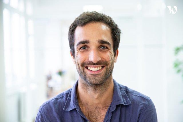 Rencontrez Constantin, Co-founder & CEO - Pumpkin