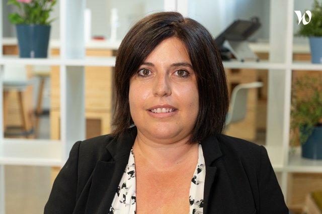 Rencontrez Vanessa, Chargée de recrutement - Groupe AGPM