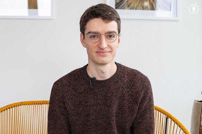 Rencontrez Paul, Ingénieur Etudes et Développement .NET - sumit